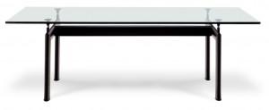 Tavolo in cristallo le corbusier rinnova l arredamento con le promozioni di armonia design - Tavolo cristallo le corbusier ...