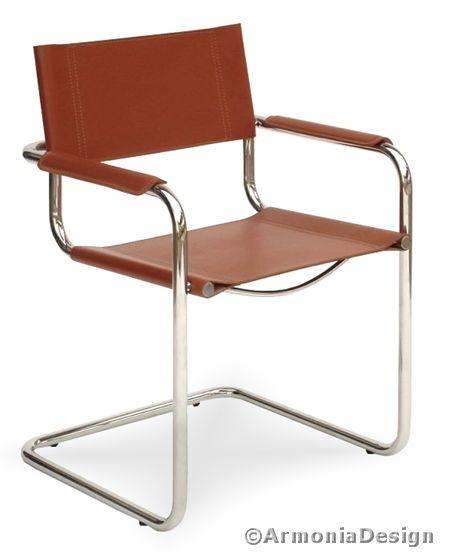 Stam bauhaus furniture mobili bauhaus for Sedie di design famosi