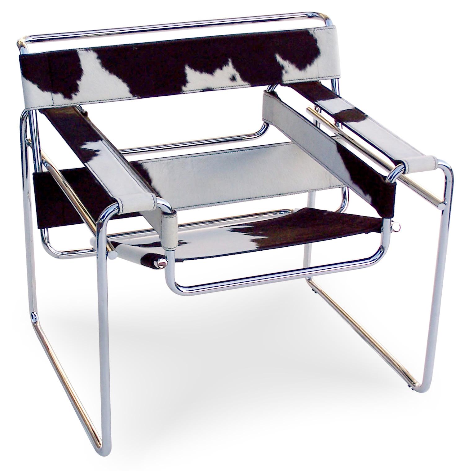 Poltrona wassily bauhaus furniture mobili bauhaus for Sedia design usata