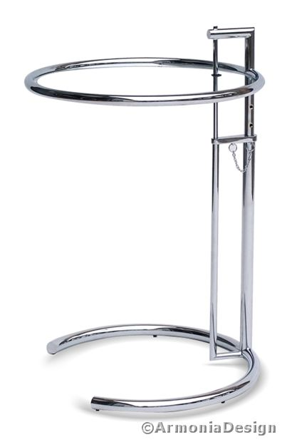 TAVOLINO ALZABILE EILEEN GRAY LUX – 18% € 123,82 | Bauhaus Furniture ...