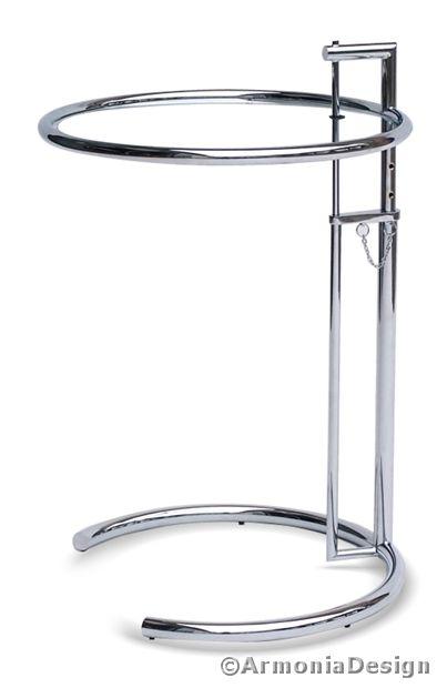 Eileen Gray Tavolino Prezzo.Eileen Gray Bauhaus Furniture Mobili Bauhaus